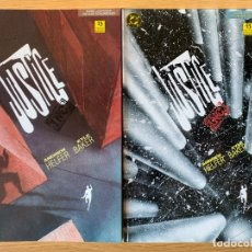 Comics : JUSTICE INC., COMPLETA (2 TOMOS), ANDREW HELFER / KYLE BAKER. Lote 175415389