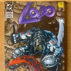 Comics: LOBO GUERRA CLÓNICA - TOMO ÚNICO - ZINCO. Lote 188758396