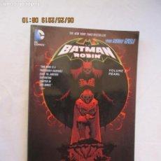 Cómics: BATMAN AND ROBIN - PEARL VOLUME 2 DC COMICS THE NEW 52. Lote 175802003