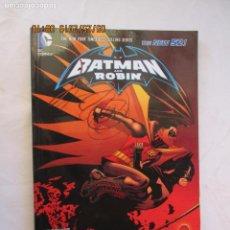 Cómics: BATMAN AND ROBIN -REQUIEM FOR DAMIAN VOLUME 4 DC COMICS THE NEW 52 . Lote 175802210