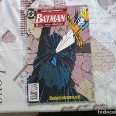 Cómics: LAS MUCHAS MUERTES DE BATMAN Nº 33. Lote 175830934