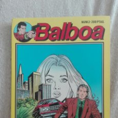 Cómics: BALBOA NÚMERO 2. Lote 175856105