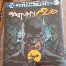 Cómics: BATMAN FLASH LA CHAPA PRECINTADO, TOTALMENTE NUEVO. Lote 193682981