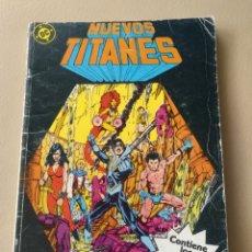 Cómics: LOS NUEVOS TITANES TOMO RETAPADO NÚMEROS 36, 37, 38, 39 Y 40. Lote 176109929