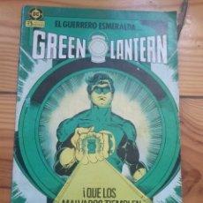 Cómics: GREEN LANTERN Nº 1. Lote 176238167