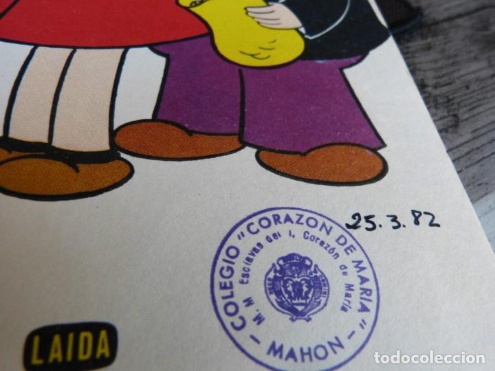 Cómics: LA PEQUEÑA LULU (COL. INFANTIL PUBLIGAR 'TELE POPULAR' DE LA ED. LAIDA (TAPA DURA 1975) - Foto 4 - 176287505