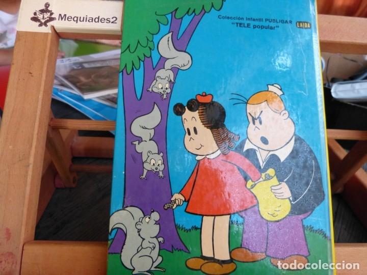 Cómics: LA PEQUEÑA LULU (COL. INFANTIL PUBLIGAR 'TELE POPULAR' DE LA ED. LAIDA (TAPA DURA 1975) - Foto 5 - 176287505