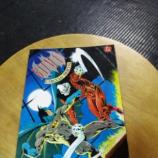 Cómics: BATMAN CIRCULO MORTAL (ZINCO). Lote 176324854