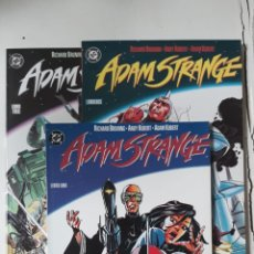 Cómics: ADAM STRANGE, ANDY KUBERT/JOE KUBERT (3 TOMOS, COMPLETA). Lote 176429250