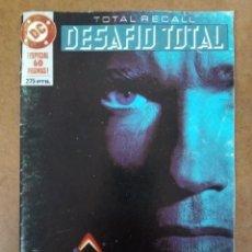 Comics: DESAFIO TOTAL (TOTAL RECALL) ADAPTACION OFICIAL DEL FILM - ZINCO. Lote 173134019