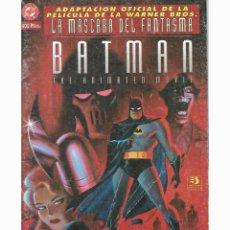 Cómics: BATMAN. LA MÁSCARA DEL FANTASMA. THE ANIMATED MOVIE. Lote 176548035