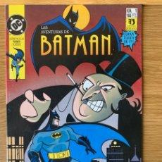 Fumetti: LAS AVENTURAS DE BATMAN NÚMERO 1 - MIKE PAROBECK/TY TEMPLETON - ZINCO. Lote 213593061