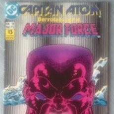 Cómics: CAPITAN ATOM 11 MAJOR FORCE ZINCO. Lote 176600563