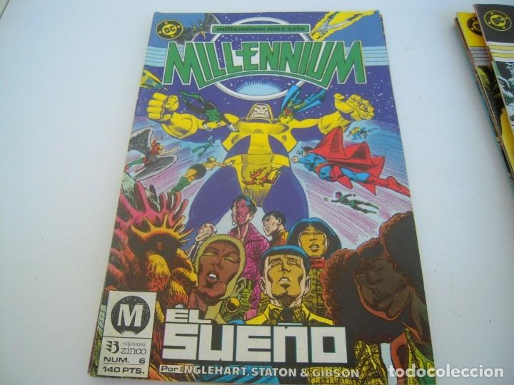 Cómics: millennium completa 1 al 8 - Foto 3 - 176752100