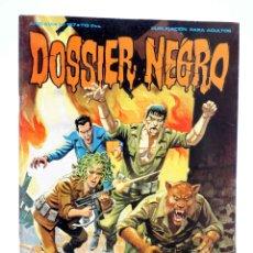 Fumetti: DOSSIER NEGRO 187. COMANDO MONSTER, HISTORIA COMPLETA (VVAA) GIESA, 1985. OFRT. Lote 252927960
