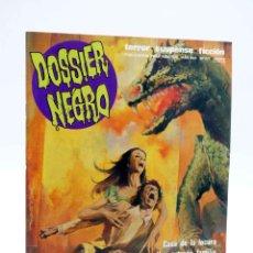 Comics : DOSSIER NEGRO 217. ULTIMO N.º. MONOGRÁFICO BERNI WRIGHTSON (VVAA) ZINCO, 1988. OFRT. Lote 214222560
