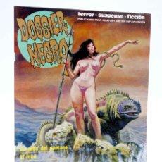 Cómics: DOSSIER NEGRO 214. LA COSA DEL PANTANO. ALAN MOORE (VVAA) ZINCO, 1988. OFRT. Lote 273602703