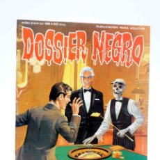 Fumetti: DOSSIER NEGRO 186. APUESTA DECISIVA (VVAA) GIESA, 1985. OFRT. Lote 252927980