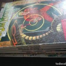 Cómics: LOTE AVANZADO LOS GRANDES ENIGMAS DE MARTIN MYSTERE 1-2-3-4-5-6-7-8-10 # LL. Lote 176981048