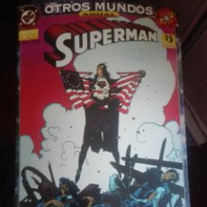 Cómics: SUPERMAN ANUAL 1 OTROS MUNDOS- 1994- 48 PÁGINAS # Q. Lote 176981575