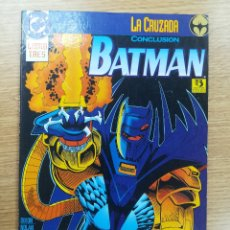 Cómics: BATMAN LA CRUZADA #3. Lote 177084863