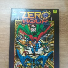 Cómics: ZERO HOUR. Lote 177085239