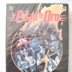 Cómics: LA EDAD DE ORO #1 - 4 (ZINCO, 1993). Lote 140370710