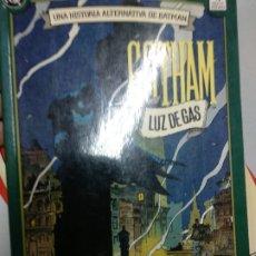Comics : GOTHAM - LUZ DE GAS (UNA HISTORIA ALTERNATIVA DE BATMAN) (ZINCO) DC. Lote 177432114