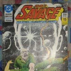 Cómics: DOC SAVAGE: COMPLETA EN 1 TOMO: ZINCO. Lote 177529230