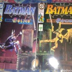 Cómics: BATMAN: RELATO GOTICO: COMPLETA EN 2 NUMEROS: EDITORIAL VID. Lote 177529254