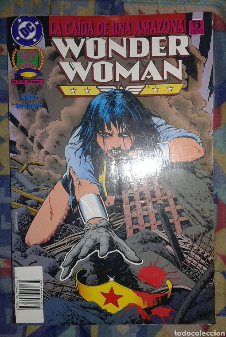 WONDER WOMAN: LA CAÍDA DE UNA AMAZONA: ZINCO (Tebeos y Comics - Zinco - Prestiges y Tomos)