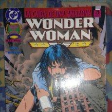 Cómics: WONDER WOMAN: LA CAÍDA DE UNA AMAZONA: ZINCO. Lote 177529498