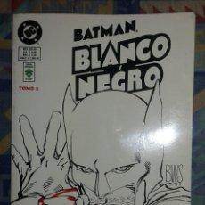 Cómics: BATMAN: BLANCO Y NEGRO: TOMO 2: EDITORIAL VID. Lote 177529519