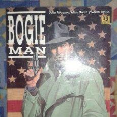 Cómics: BOGIE MAN: EL PROYECTO MANHATTAN: ZINCO. Lote 177529537
