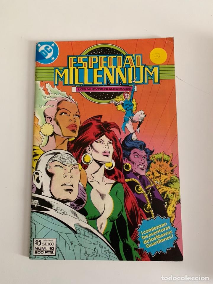ESPECIAL MILLENNIUM. N 10. ZINCO (Tebeos y Comics - Zinco - Millenium)