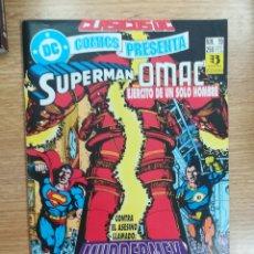 Cómics: CLASICOS DC #19 - SUPERMAN OMAC. Lote 177594958