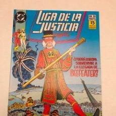 Cómics: LIGA DE LA JUSTICIA EUROPA Nº 20. ZINCO 1989. Lote 177645702