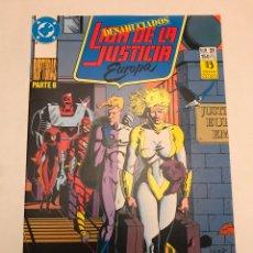 Cómics: LIGA DE LA JUSTICIA EUROPA Nº 31. ZINCO 1989. Lote 177645977