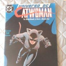 Cómics: UNIVERSO DC Nº11 CATWOMAN ZINCO. Lote 177654003