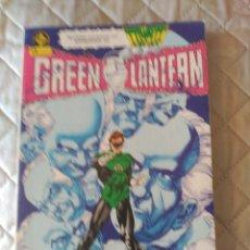 Cómics: GREEN LANTERN RETAPADO CON LOS NÚMEROS 8 AL 12. Lote 177655800