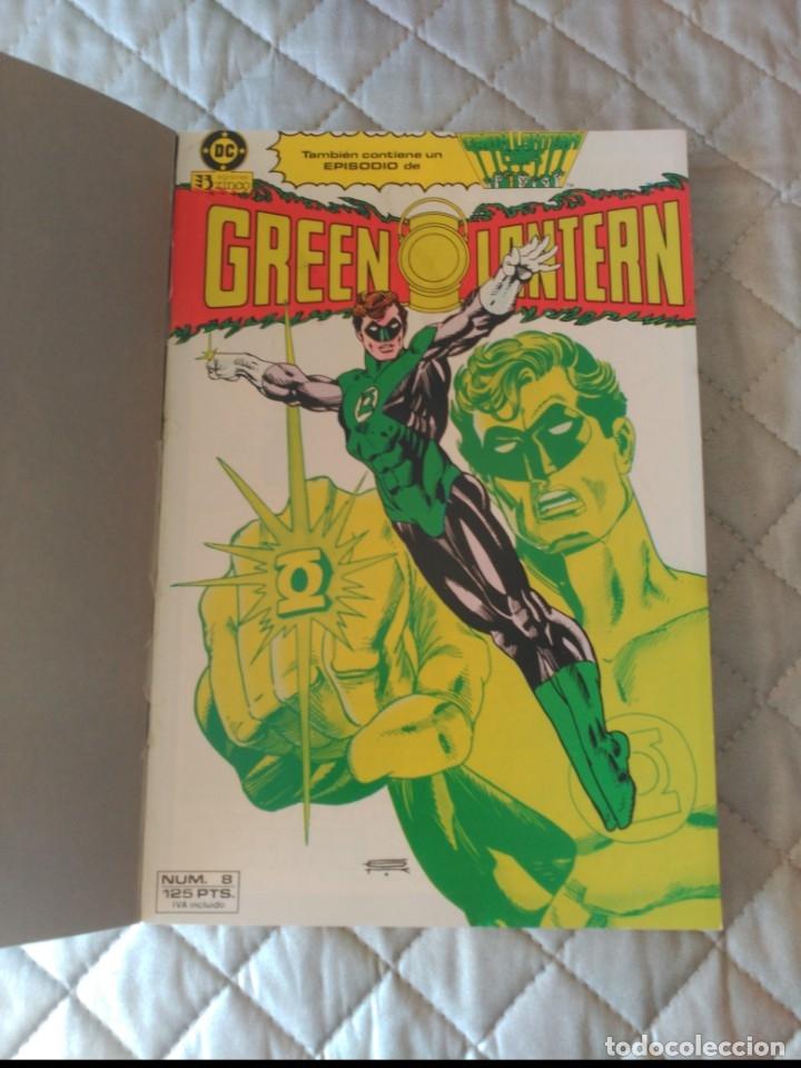 Cómics: Green Lantern Retapado con los Números 8 al 12 ZINCO - Foto 3 - 177655800
