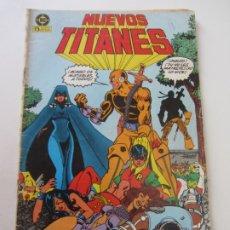 Cómics: NUEVOS TITANES VOL.1 Nº 2 ZINCO CX25. Lote 177731997