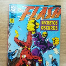Cómics: FLASH SECRETOS OSCUROS. Lote 177811539