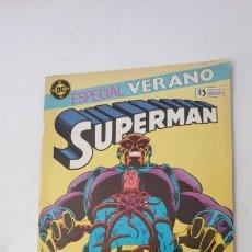 Cómics: SUPERMAN ESPECIAL VERANO. Lote 178161847