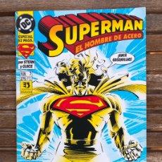 Cómics: SUPERMAN EL HOMBRE DE ACERO Nº 7 (DE 14). AUT. STERN Y GUICE EDICIONES ZINCO, AÑO 1994. VER FOTOS. Lote 178374315