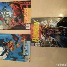 Cómics: BATMAN: VOLADOR 1-3 COMPLETA. Lote 178647867