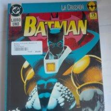 Cómics: BATMAN LA. CRUZADA COMPLETA EN 3 TOMOS # W. Lote 178957281