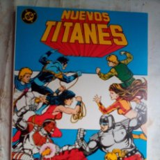 Cómics: NUEVOS TITANES - RETAPADO ESPECIAL-1987-GRAN GEORGE PEREZ-MUY BUENO-MUY DIFÍCIL-LEAN-2126. Lote 178979811