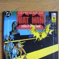 Cómics: LEYENDAS DE BATMAN 7: GOTHIC. Lote 179055188