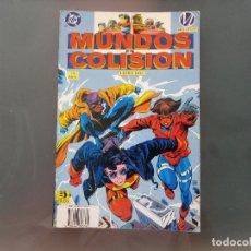 Cómics: SUPERMAN. ZINCO. MUNDOS EN COLISIÓN. LIBRO DOS. 116 PÁGINAS.. Lote 179080395